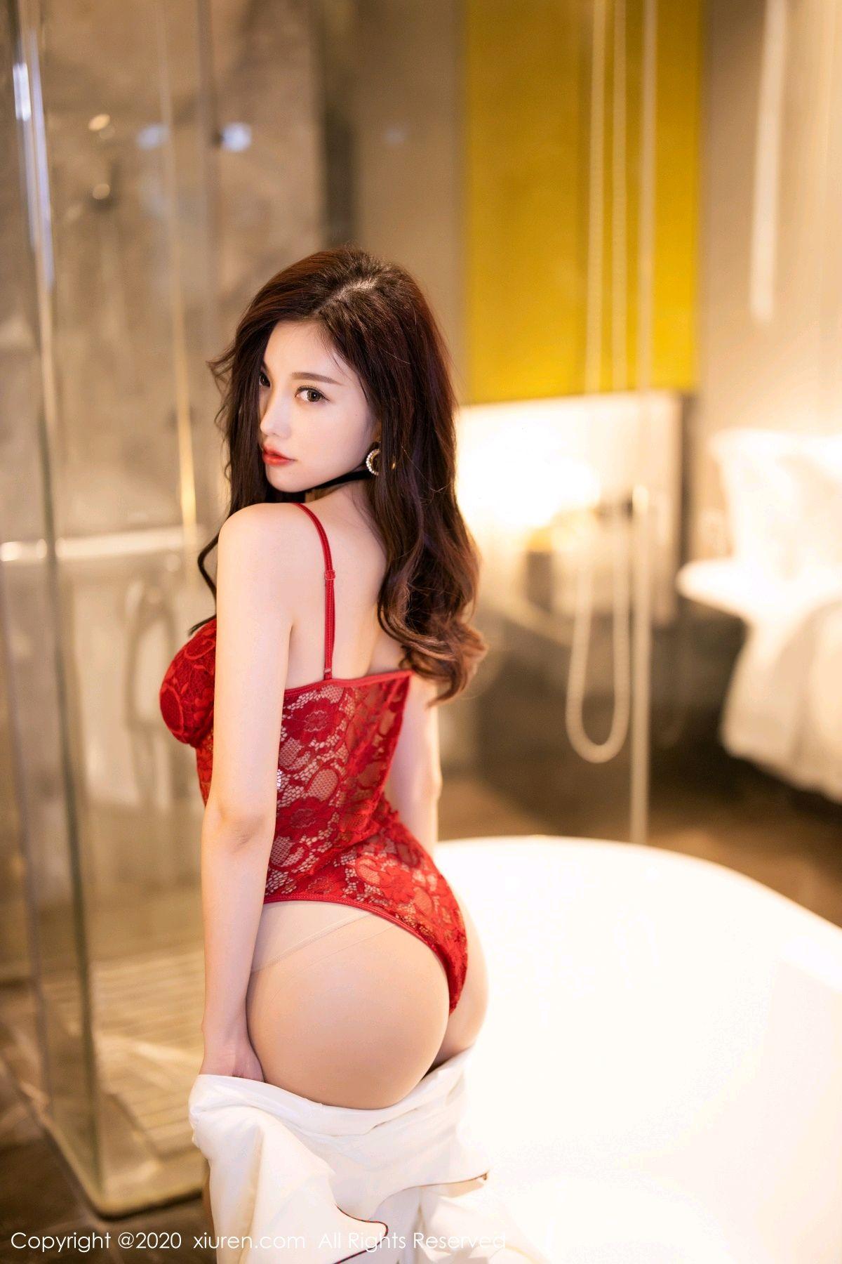 [XiuRen] Vol.2671 Yang Chen Chen 81P, Underwear, Xiuren, Yang Chen Chen