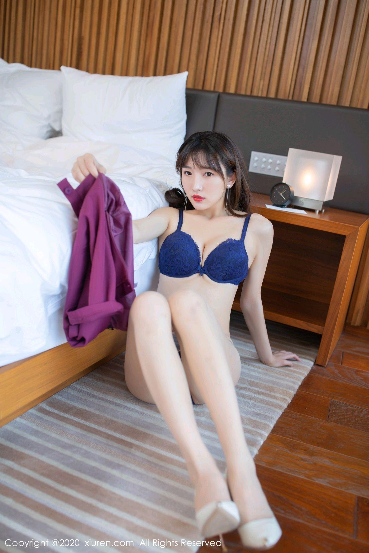 [XiuRen] Vol.2705 Lu Xuan Xuan 45P, Lu Xuan Xuan, Stewardess, Tall, Uniform, Xiuren