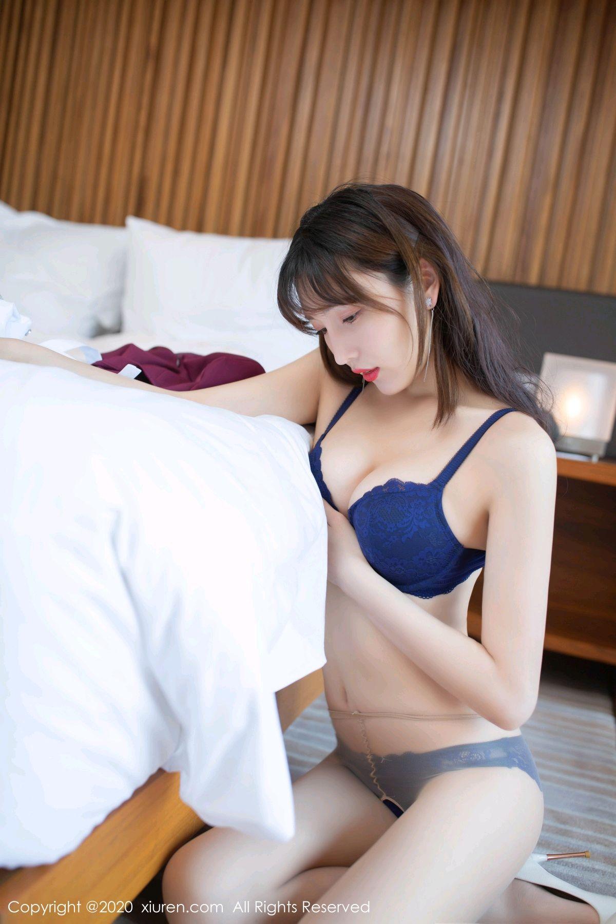 [XiuRen] Vol.2705 Lu Xuan Xuan 47P, Lu Xuan Xuan, Stewardess, Tall, Uniform, Xiuren