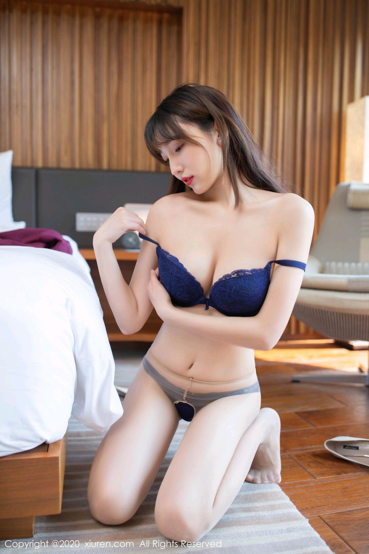 [XiuRen] Vol.2705 Lu Xuan Xuan 50P, Lu Xuan Xuan, Stewardess, Tall, Uniform, Xiuren