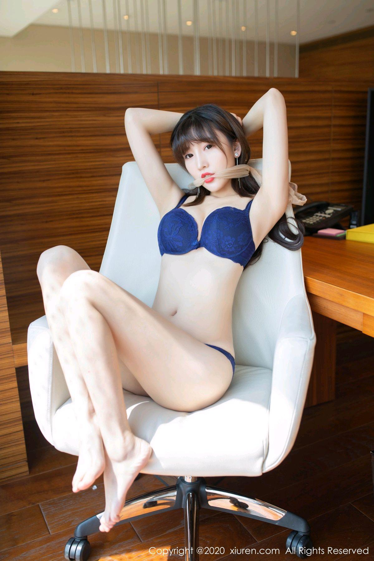 [XiuRen] Vol.2705 Lu Xuan Xuan 73P, Lu Xuan Xuan, Stewardess, Tall, Uniform, Xiuren