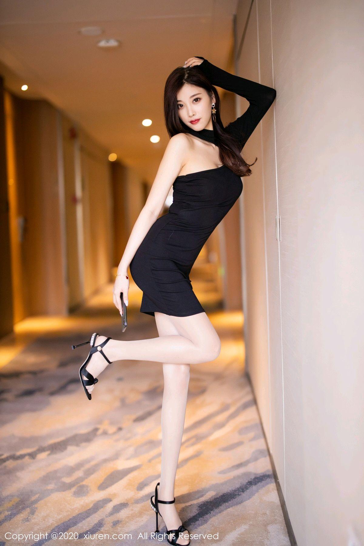 [XiuRen] Vol.2733 Yang Chen Chen 5P, Tall, Xiuren, Yang Chen Chen, 杨晨晨