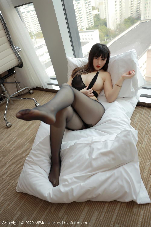 [XiuRen] Vol.294 Shi Shi Kiki 10P, Black Silk, Chen Shi Shi, Mature, Underwear, Xiuren
