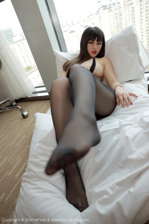 [XiuRen] Vol.294 Shi Shi Kiki 11P, Black Silk, Chen Shi Shi, Mature, Underwear, Xiuren