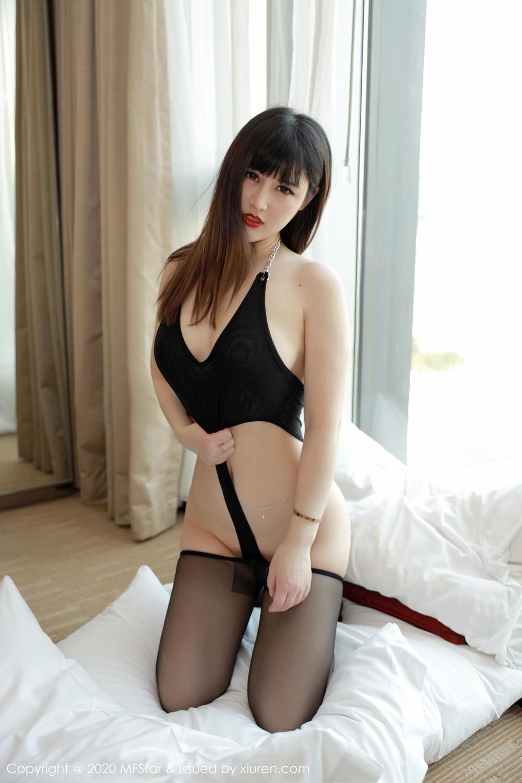 [XiuRen] Vol.294 Shi Shi Kiki 24P, Black Silk, Chen Shi Shi, Mature, Underwear, Xiuren