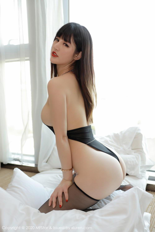 [XiuRen] Vol.294 Shi Shi Kiki 25P, Black Silk, Chen Shi Shi, Mature, Underwear, Xiuren