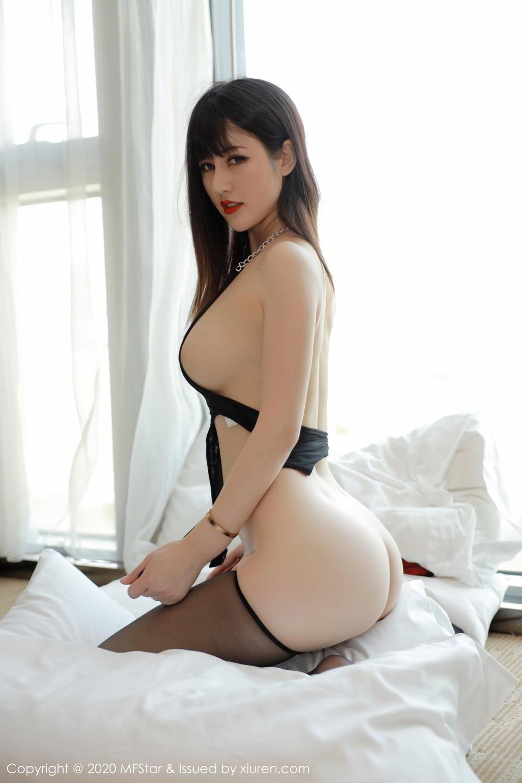 [XiuRen] Vol.294 Shi Shi Kiki 27P, Black Silk, Chen Shi Shi, Mature, Underwear, Xiuren