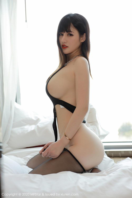[XiuRen] Vol.294 Shi Shi Kiki 28P, Black Silk, Chen Shi Shi, Mature, Underwear, Xiuren