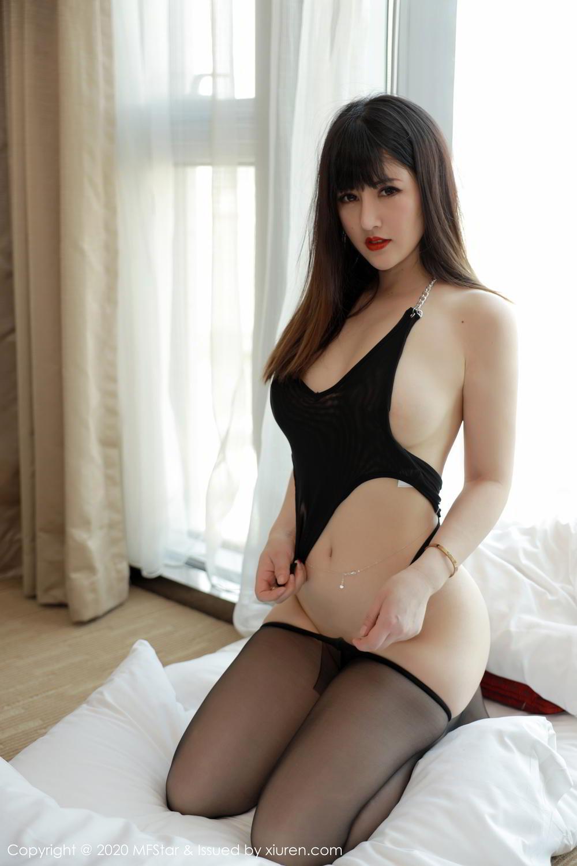 [XiuRen] Vol.294 Shi Shi Kiki 29P, Black Silk, Chen Shi Shi, Mature, Underwear, Xiuren