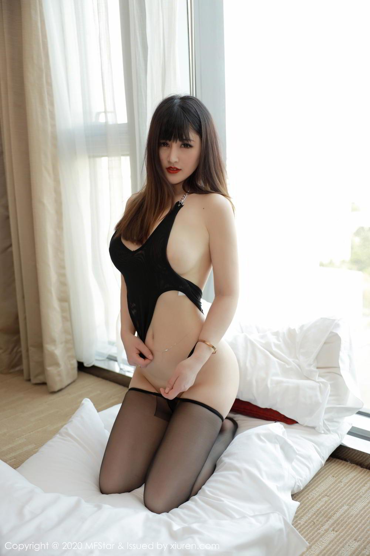 [XiuRen] Vol.294 Shi Shi Kiki 30P, Black Silk, Chen Shi Shi, Mature, Underwear, Xiuren