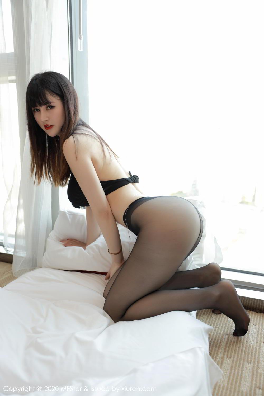 [XiuRen] Vol.294 Shi Shi Kiki 32P, Black Silk, Chen Shi Shi, Mature, Underwear, Xiuren