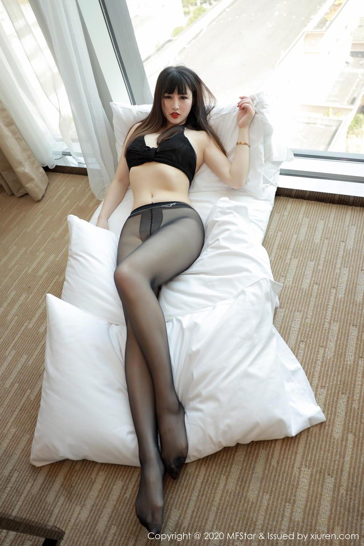 [XiuRen] Vol.294 Shi Shi Kiki 35P, Black Silk, Chen Shi Shi, Mature, Underwear, Xiuren