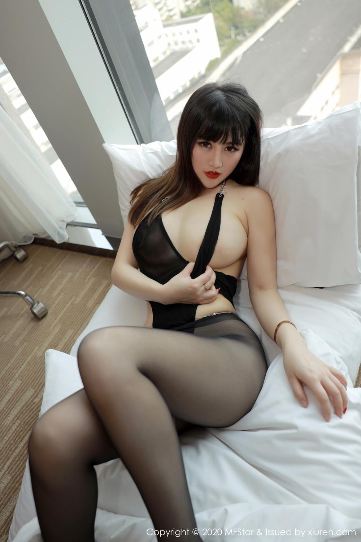 [XiuRen] Vol.294 Shi Shi Kiki 8P, Black Silk, Chen Shi Shi, Mature, Underwear, Xiuren