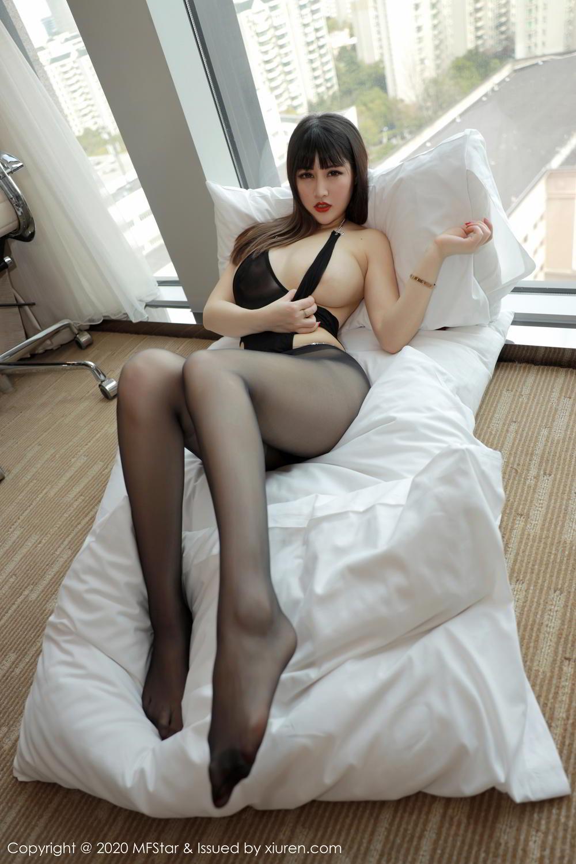 [XiuRen] Vol.294 Shi Shi Kiki 9P, Black Silk, Chen Shi Shi, Mature, Underwear, Xiuren