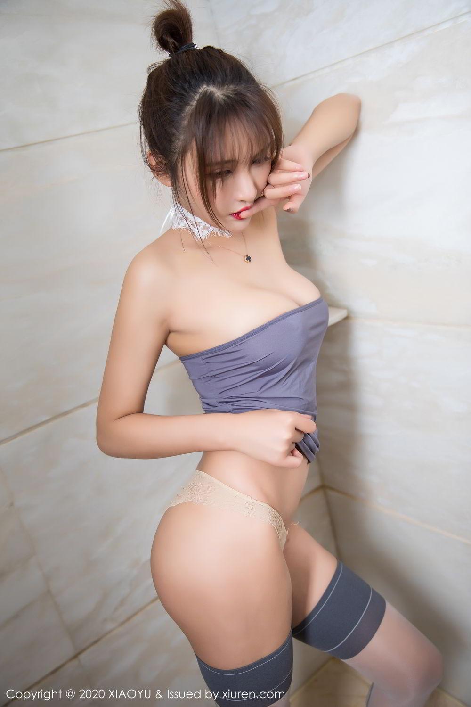 [XiuRen] Vol.303 Solo Yi Fei 25P, Bathroom, Solo Yi Fei, Underwear, Wet, Xiuren