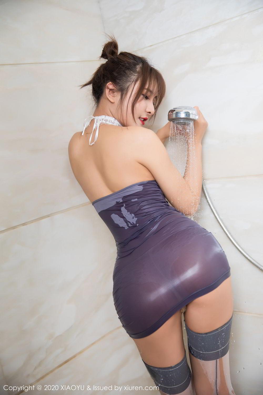 [XiuRen] Vol.303 Solo Yi Fei 31P, Bathroom, Solo Yi Fei, Underwear, Wet, Xiuren