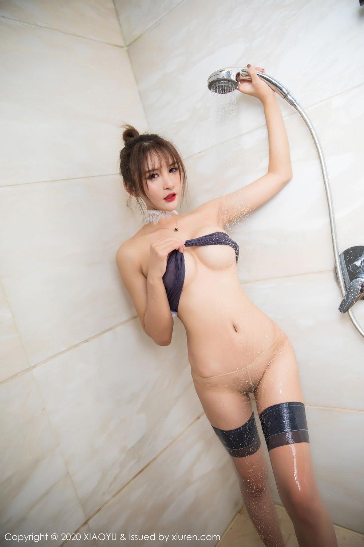 [XiuRen] Vol.303 Solo Yi Fei 42P, Bathroom, Solo Yi Fei, Underwear, Wet, Xiuren