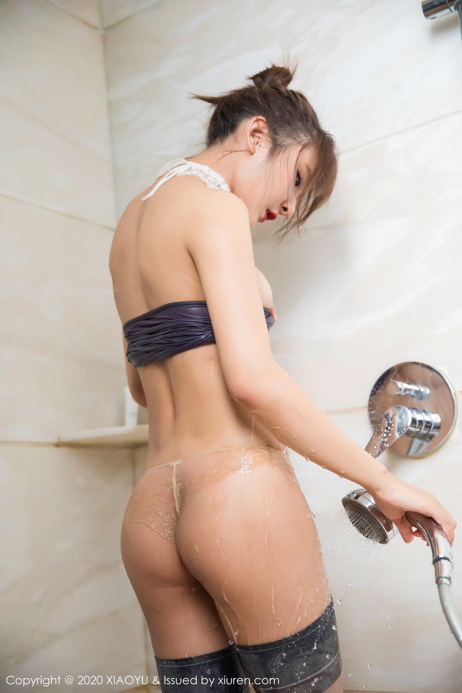 [XiuRen] Vol.303 Solo Yi Fei 45P, Bathroom, Solo Yi Fei, Underwear, Wet, Xiuren