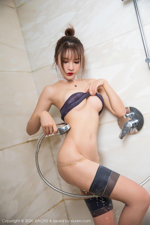 [XiuRen] Vol.303 Solo Yi Fei 51P, Bathroom, Solo Yi Fei, Underwear, Wet, Xiuren