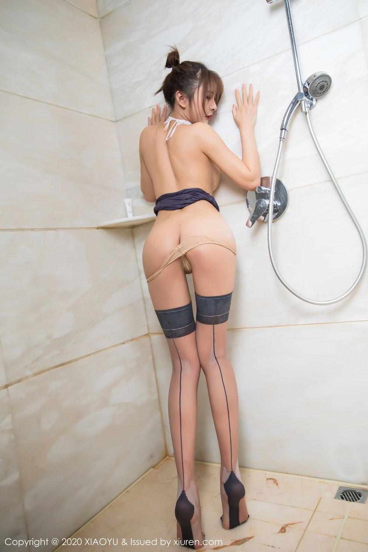 [XiuRen] Vol.303 Solo Yi Fei 56P, Bathroom, Solo Yi Fei, Underwear, Wet, Xiuren