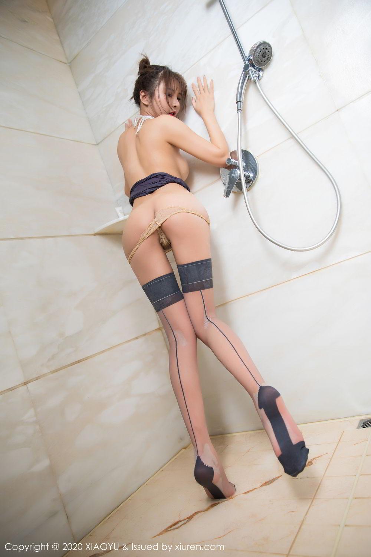 [XiuRen] Vol.303 Solo Yi Fei 57P, Bathroom, Solo Yi Fei, Underwear, Wet, Xiuren