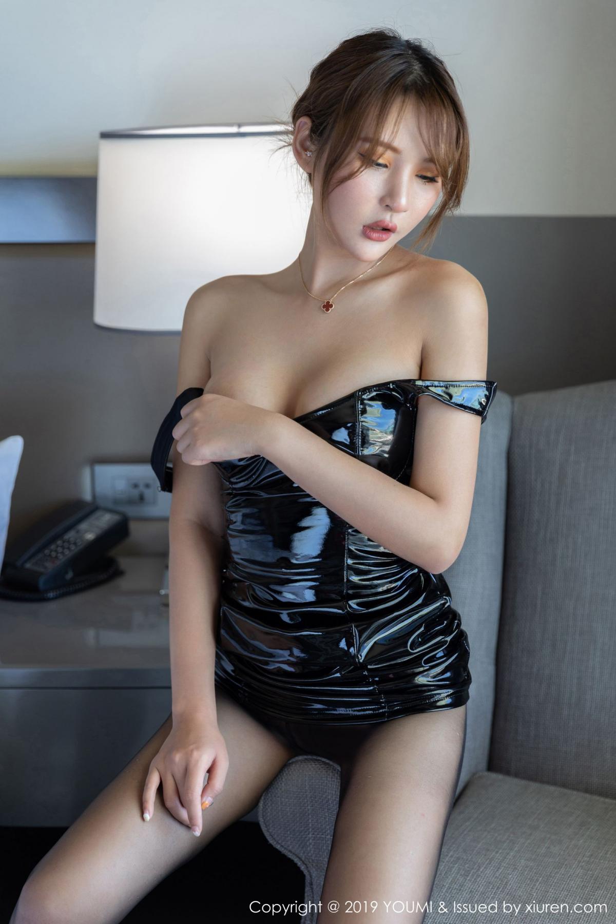 [XiuRen] Vol.338 Solo Yi Fei 17P, Black Silk, Solo Yi Fei, Xiuren