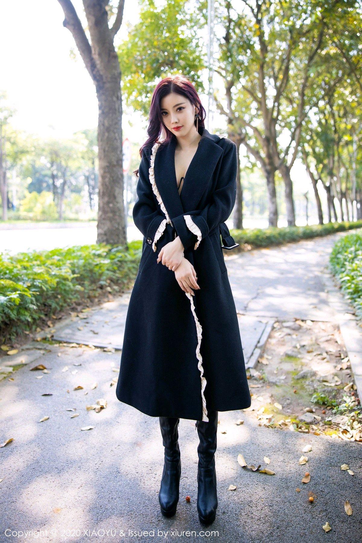 [XiuRen] Vol.338 Yang Chen Chen 1P, Outdoor, Tall, Xiuren, Yang Chen Chen