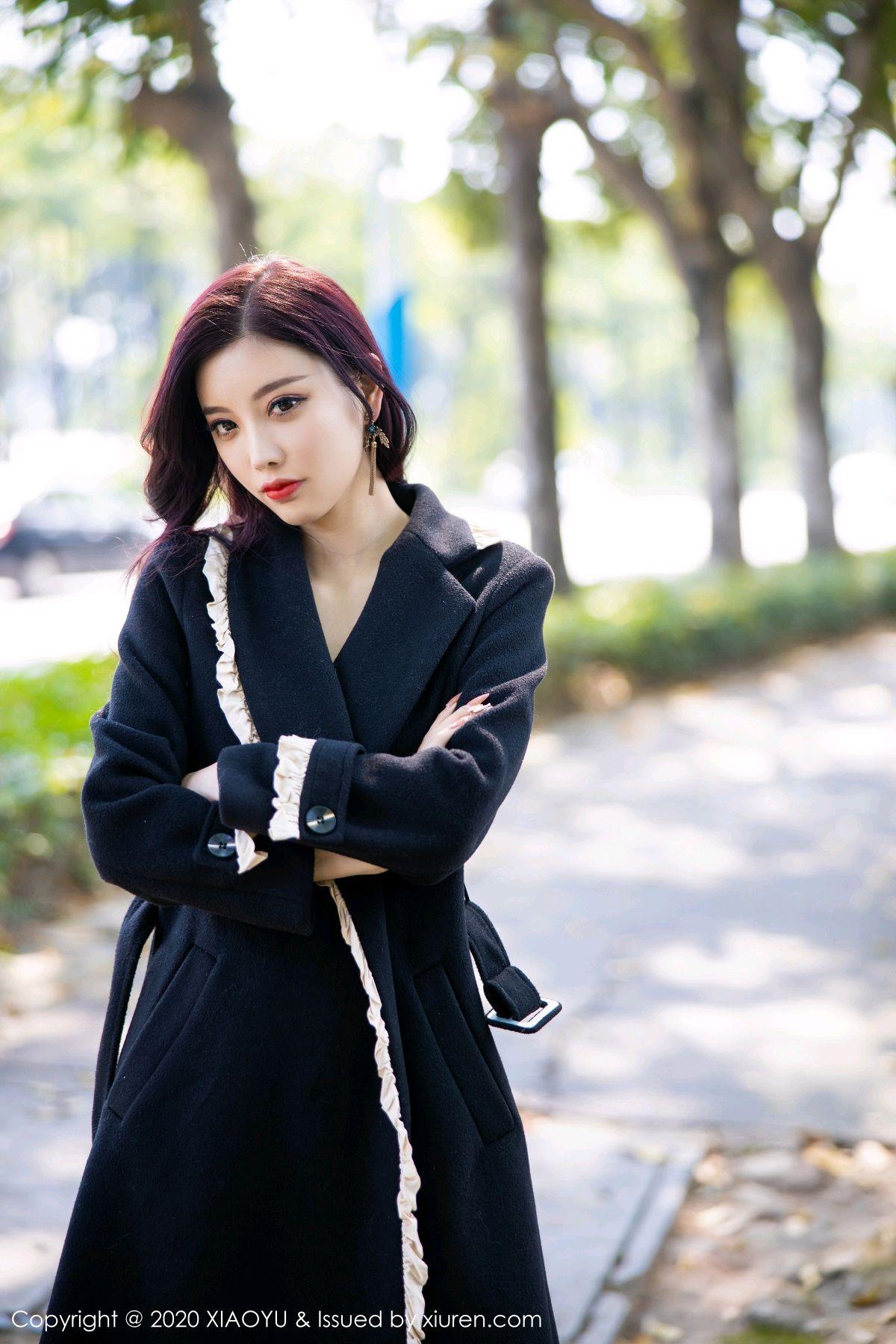 [XiuRen] Vol.338 Yang Chen Chen 2P, Outdoor, Tall, Xiuren, Yang Chen Chen