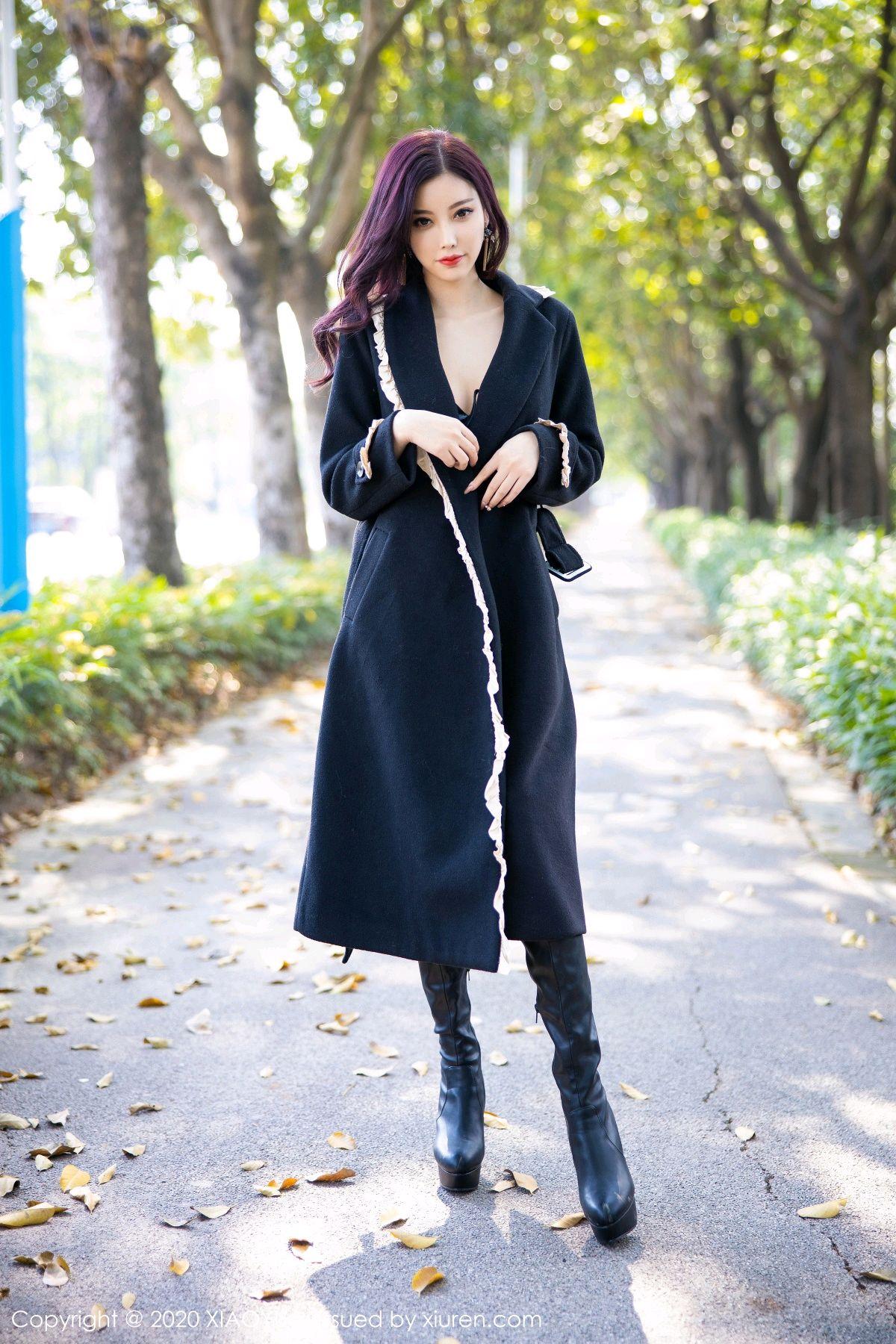 [XiuRen] Vol.338 Yang Chen Chen 3P, Outdoor, Tall, Xiuren, Yang Chen Chen