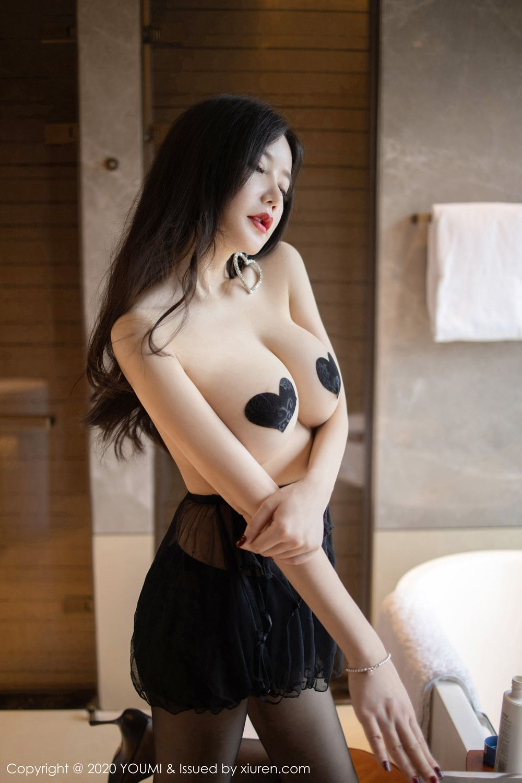 [XiuRen] Vol.402 Li Yan Xi 24P, Black Silk, Li Yan Xi, Xiuren