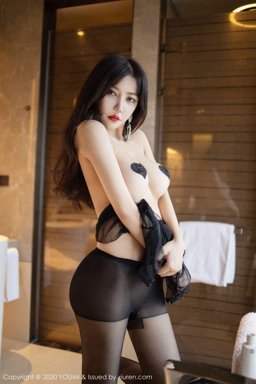 [XiuRen] Vol.402 Li Yan Xi 27P, Black Silk, Li Yan Xi, Xiuren