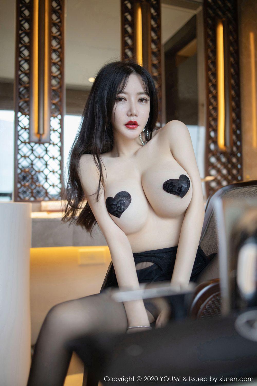 [XiuRen] Vol.402 Li Yan Xi 36P, Black Silk, Li Yan Xi, Xiuren