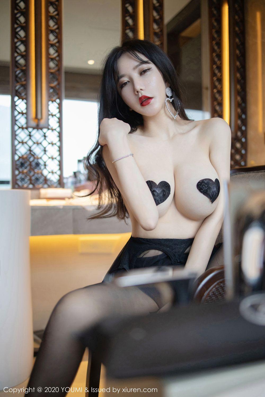 [XiuRen] Vol.402 Li Yan Xi 37P, Black Silk, Li Yan Xi, Xiuren