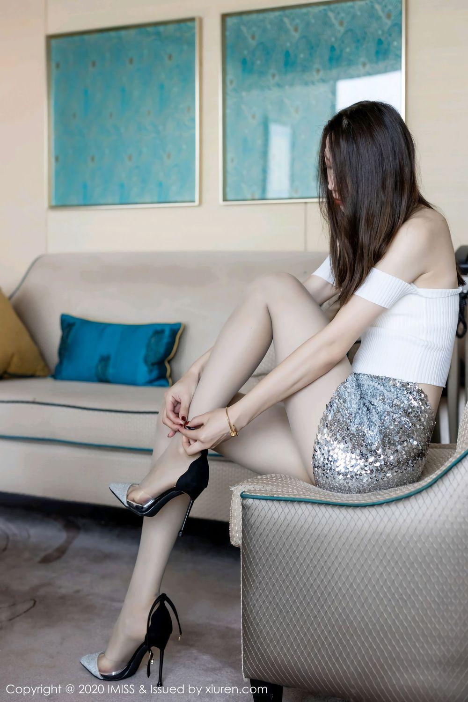 [XiuRen] Vol.436 Meng Xin Yue 3P, Meng Xin Yue, Tall, Underwear, Xiuren