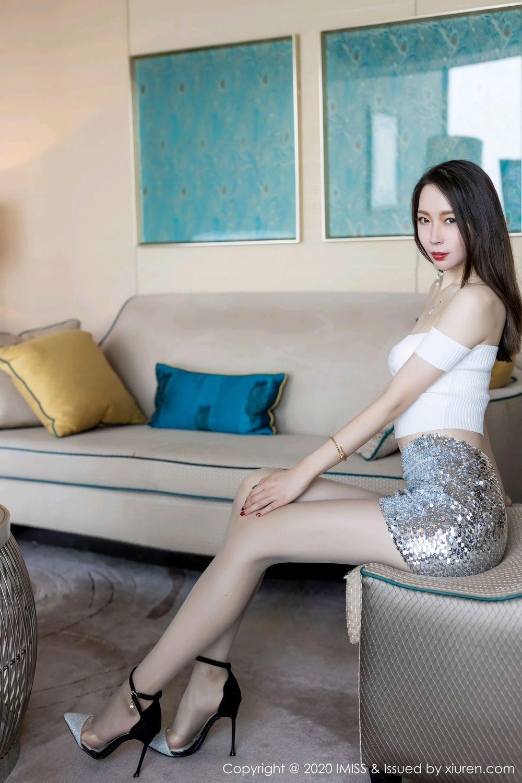 [XiuRen] Vol.436 Meng Xin Yue 4P, Meng Xin Yue, Tall, Underwear, Xiuren
