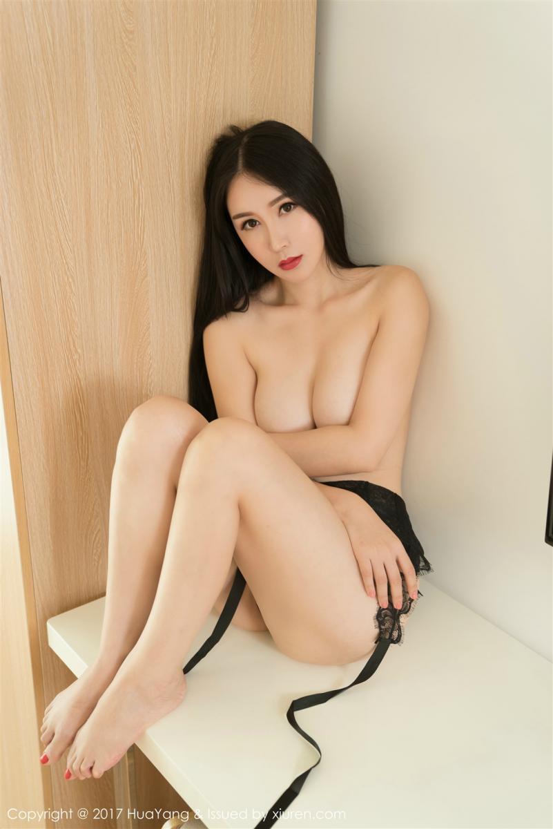 HuaYang VOL.011 12P, Gu Xin Yi, HuaYang