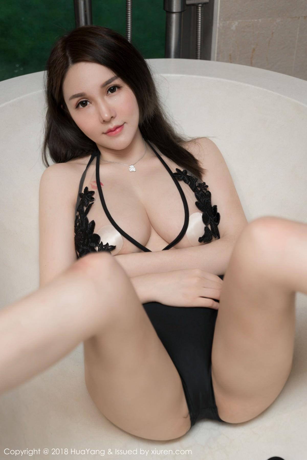 HuaYang VOL.035 31P, HuaYang, Shen Mi Tao