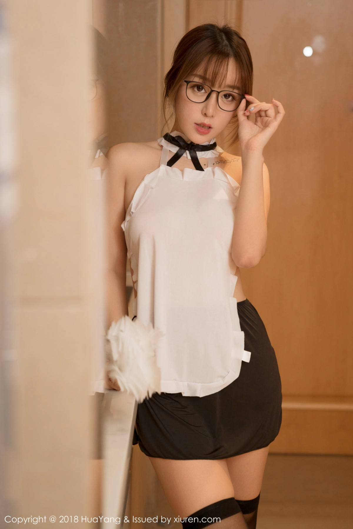 HuaYang VOL.036 9P, HuaYang, Wang Yu Chun