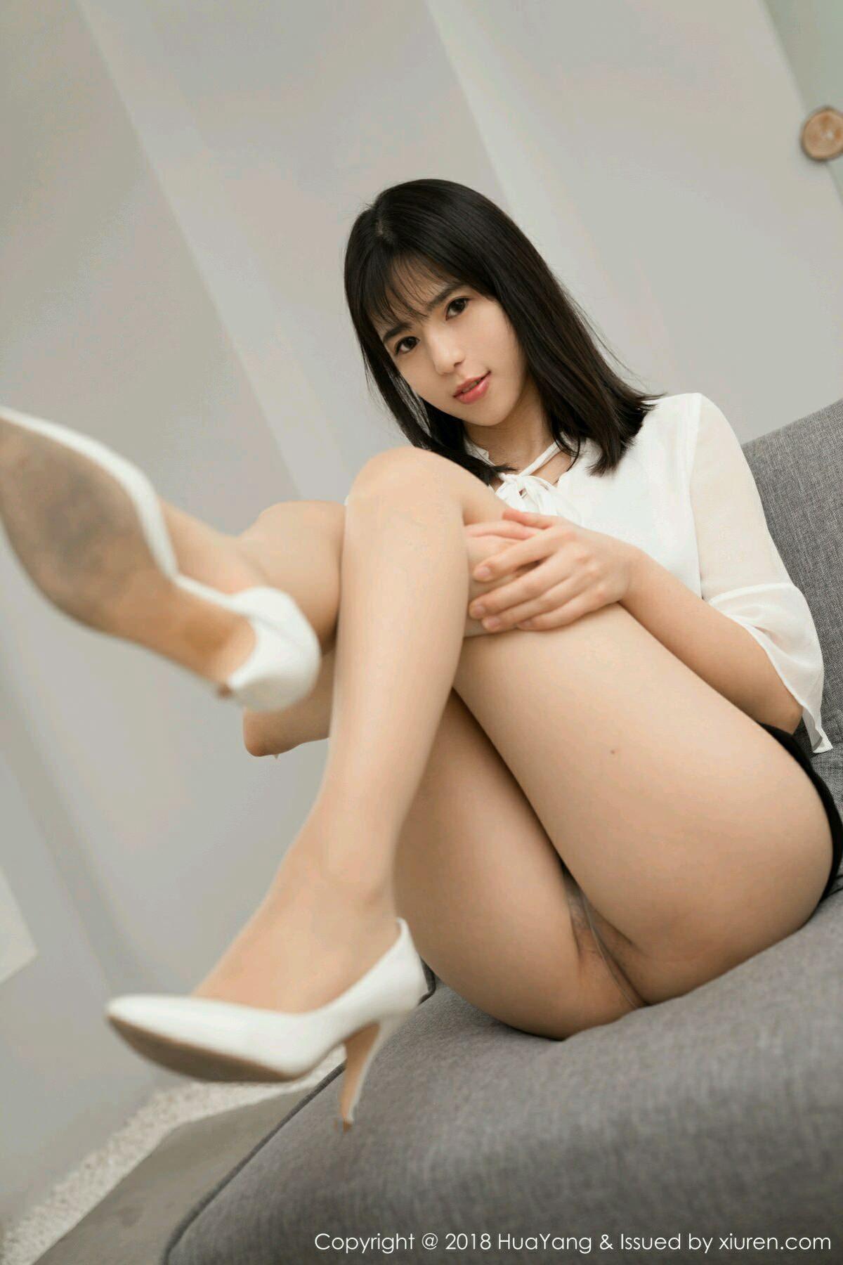 HuaYang VOL.041 12P, Ai Li Li, HuaYang