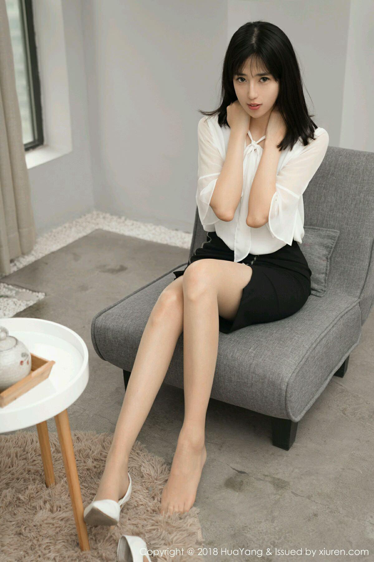 HuaYang VOL.041 1P, Ai Li Li, HuaYang