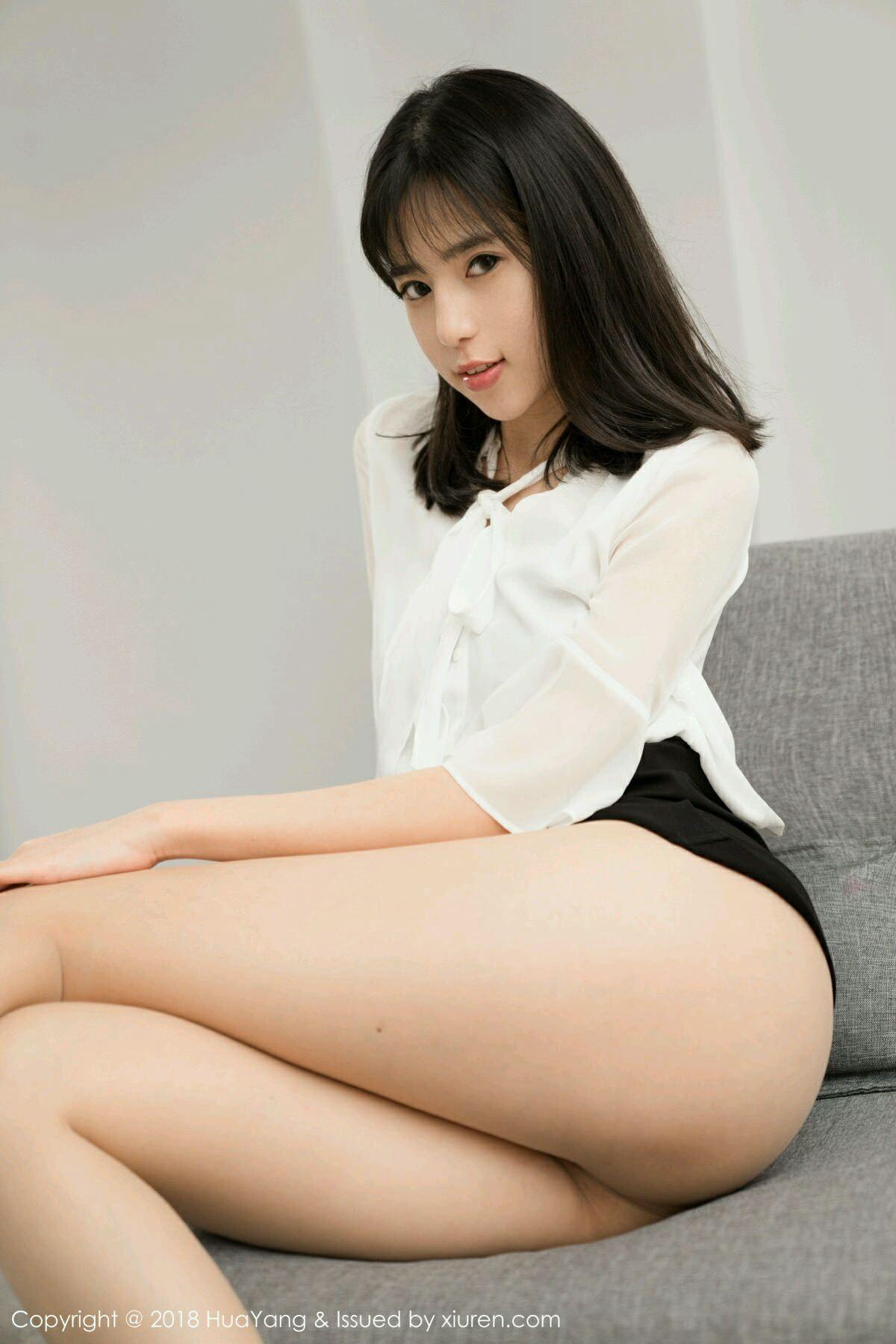 HuaYang VOL.041 9P, Ai Li Li, HuaYang