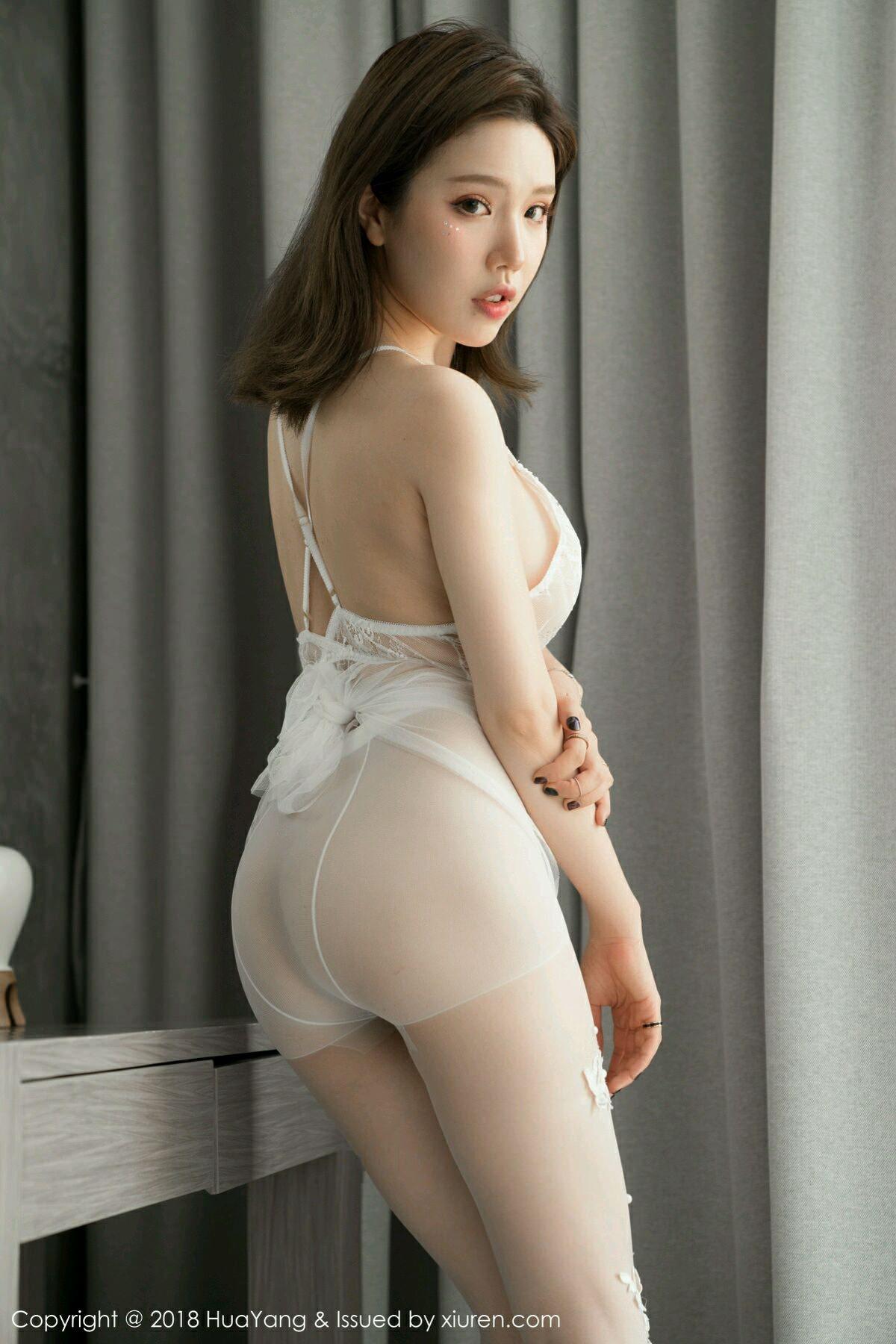 HuaYang VOL.045 19P, Huang Le Ran, HuaYang