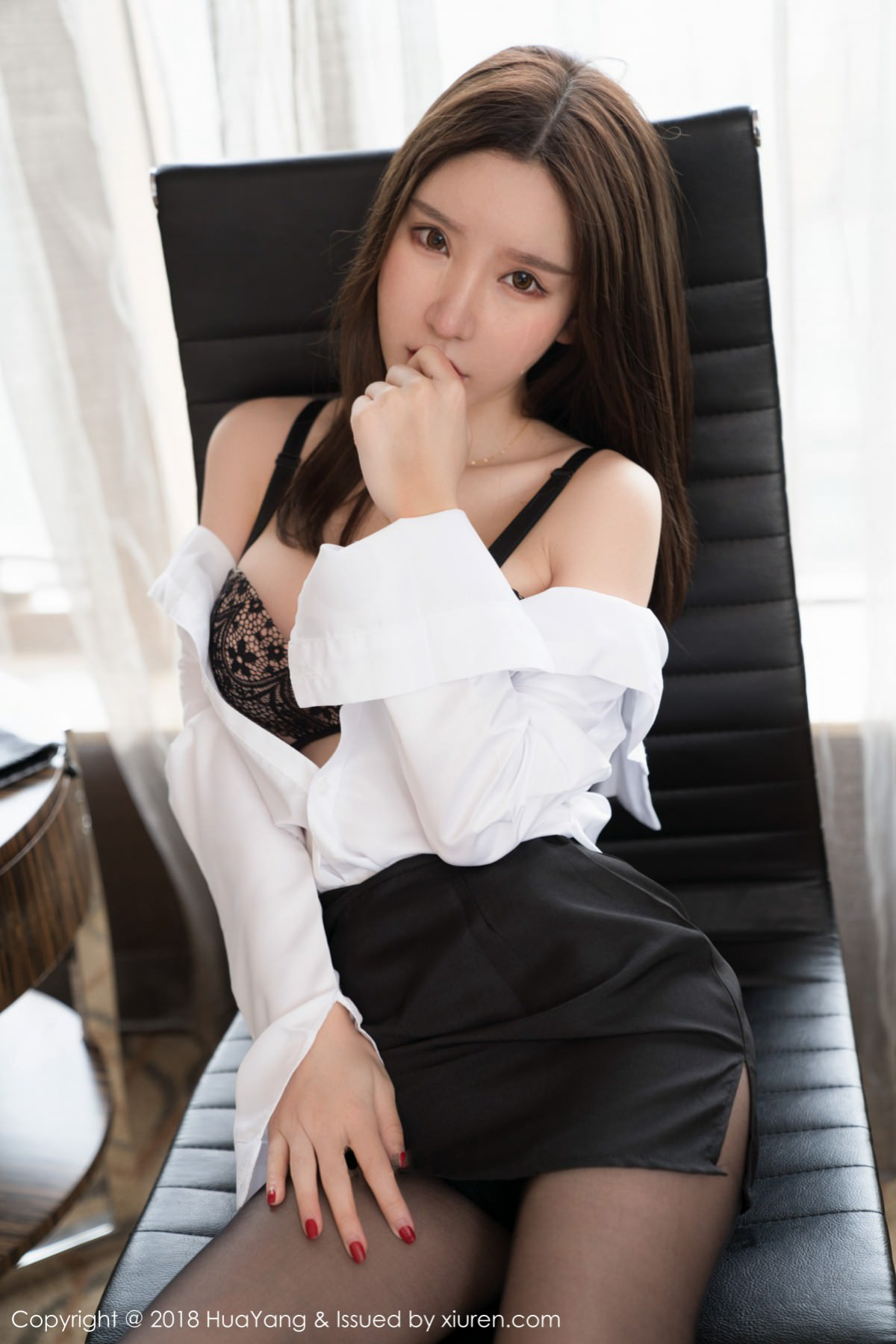 HuaYang VOL.046 18P, HuaYang, Zhou Yu Xi