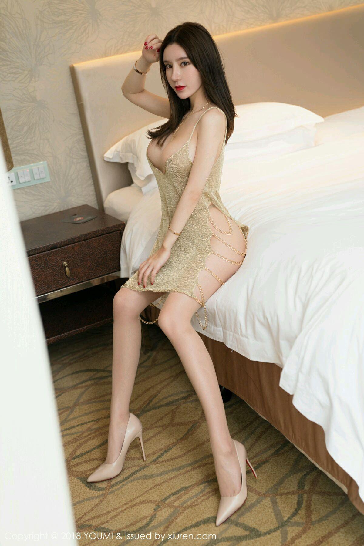 HuaYang VOL.047 1P, HuaYang, Zhou Yu Xi