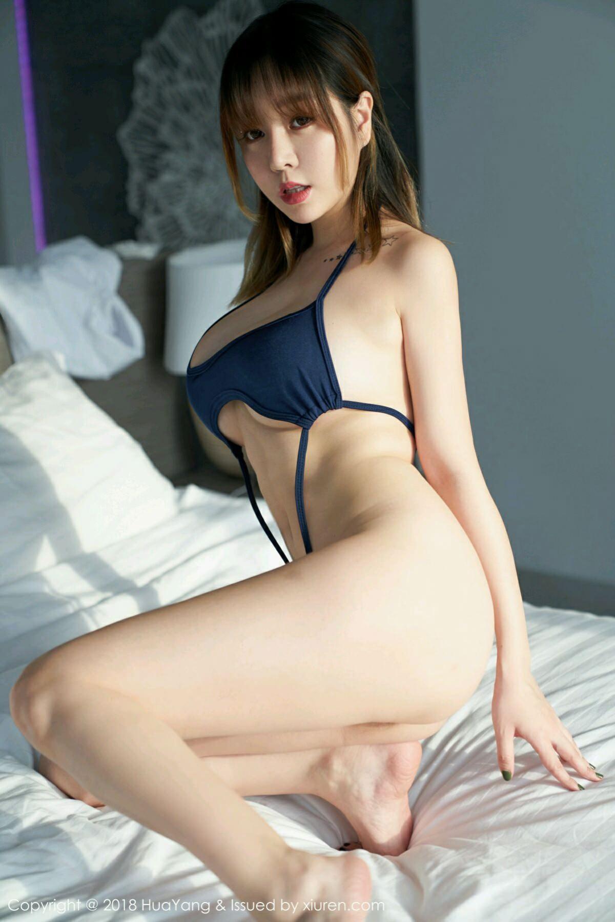 HuaYang VOL.049 10P, HuaYang, Wang Yu Chun