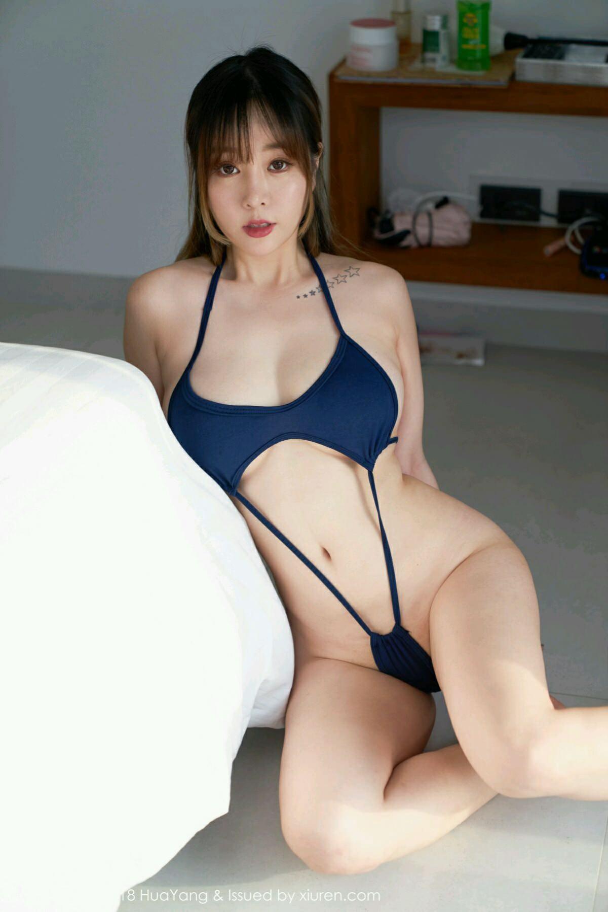 HuaYang VOL.049 24P, HuaYang, Wang Yu Chun