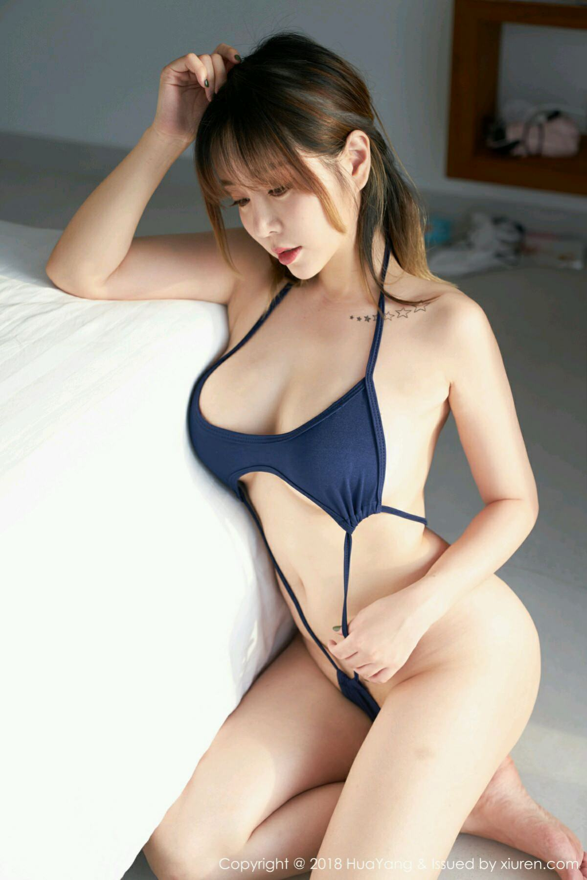 HuaYang VOL.049 30P, HuaYang, Wang Yu Chun