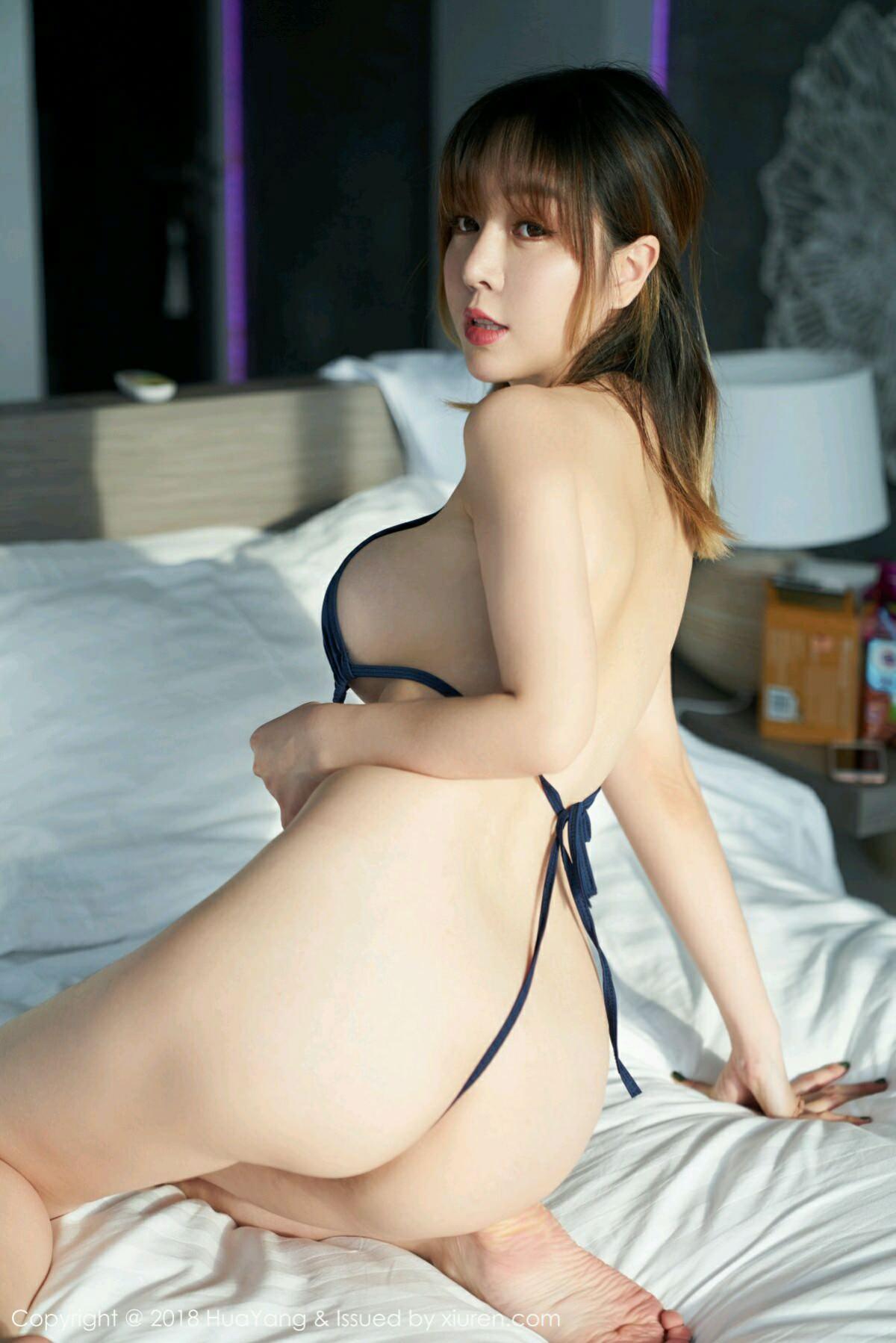 HuaYang VOL.049 6P, HuaYang, Wang Yu Chun