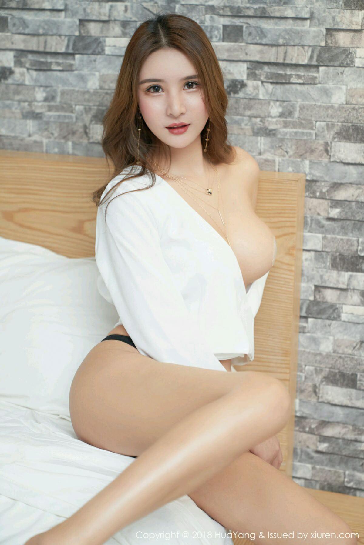 HuaYang VOL.051 5P, HuaYang, Solo Yi Fei