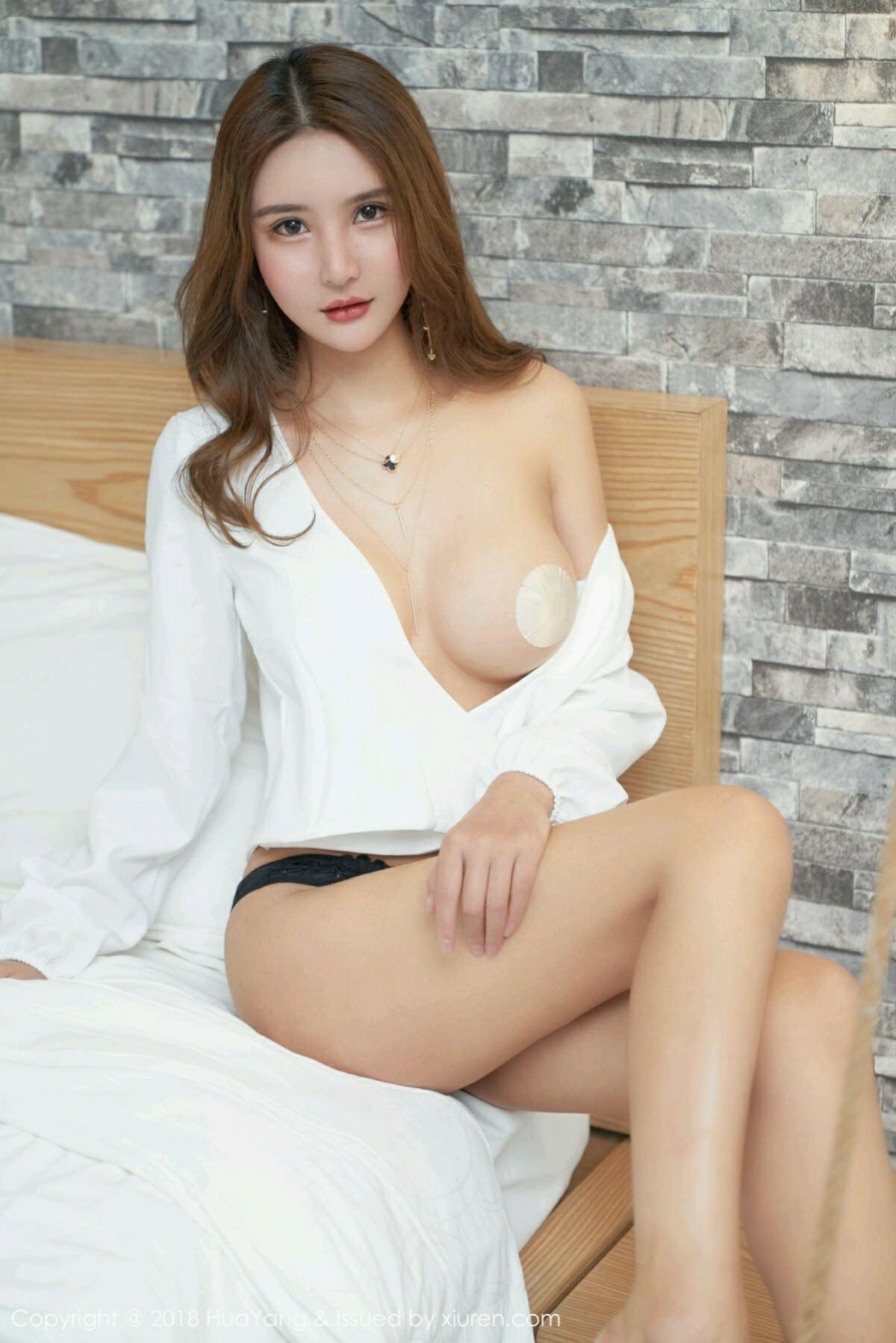 HuaYang VOL.051 7P, HuaYang, Solo Yi Fei